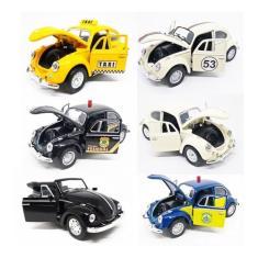 Imagem de Miniatura Carrinho Volkswagen Fusca Vários Modelos 1/32