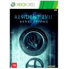 Jogo Resident Evil: Revelations Xbox 360 Capcom
