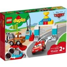 Imagem de LEGO Duplo - Cars - Dia da Corrida de Relâmpago McQueen - 10924