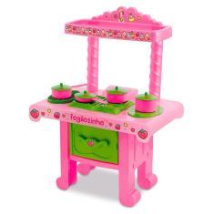 Imagem de Cozinha Fogãozinho Da Moranguinho - Mimo Brinquedos
