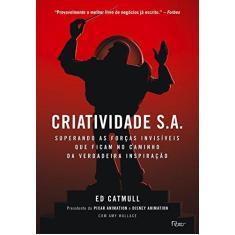 Criatividade S/A - Capa Comum - 9788532529565