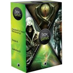Imagem de Box-games 1 - Varios - 9788501300348