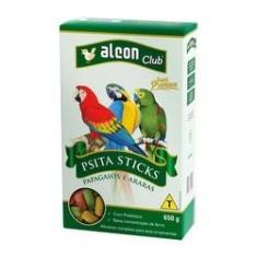 Imagem de Ração Alcon Club Pássaros Psitacídeos Sticks Papagaio- 650 gramas