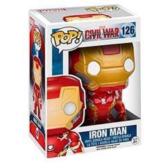 Imagem de Homem de Ferro Modelo pvc Figura ação Brinquedos Pop