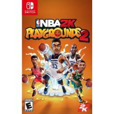 Jogo NBA 2k Playgrounds 2 2K Nintendo Switch