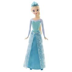 4a5ba260b8 Foto Boneca Frozen Elsa Brilhante Mattel