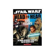 Star Wars Head-To-Head Tag Teams - Capa Comum - 9780545316538