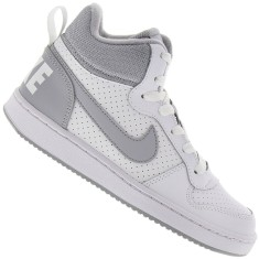 6a7444007a Foto Tênis Nike Infantil (Menino) Court Borough Mid Casual