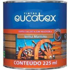 Imagem de Verniz Maritimo Brilhante 225 Eucatex -
