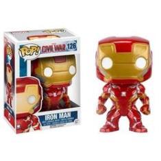 Imagem de Boneco Funko Pop Vinyl Homem de Ferro (Iron Man)