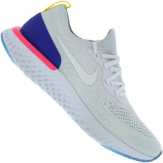 33c49b965a Foto Tênis Nike Feminino Epic React Flyknit Corrida