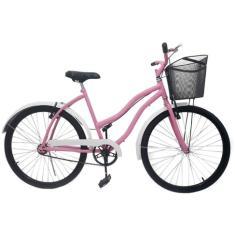 Bicicleta Beach Aro 26 Retrô
