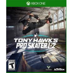 Jogo Tony Hawk's Pro Skater 1 + 2 Xbox One Activision