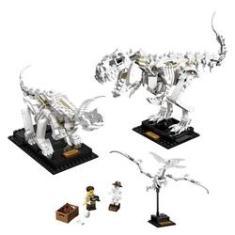 Imagem de LEGO Ideas - Fósseis de Dinossauros