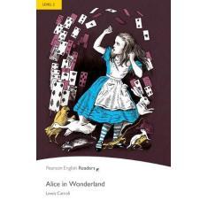 Imagem de Alice in Wonderland, Level 2, Penguin Readers - Lewis Carroll - 9781405855358