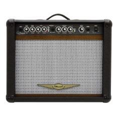 Imagem de Cubo Amplificador Para Guitarra 10 Pol 60W Bivolt Ocg300r-Mr Oneal