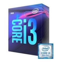 Processador Intel Core I3-9100 Coffe Lake 9ª Geração