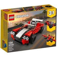 Imagem de Lego 31100 Creator 3 Em 1 - Sports Car 134 Peças Original