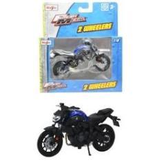 Imagem de Moto Yamaha MT07 - 2 Wheelers - Fresh Metal - 1/18 - Maisto