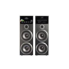 Caixa Acústica Torre Amvox Aca 480 480W Bluetooth