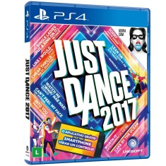 Jogo Just Dance 2017 PS4 Ubisoft