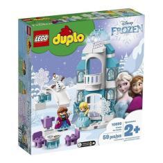 Imagem de Lego Duplo - Disney - Frozen - Castelo De Gelo - 10899 Lego