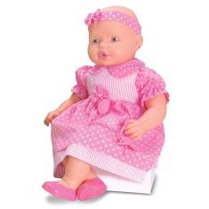 Imagem de Boneca Mi Bambina Roma Brinquedos