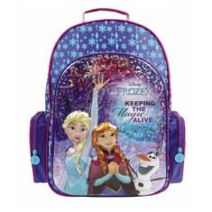 Mochila Escolar Dermiwil Disney Frozen Holográfica 3D G 30181