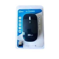 Imagem de Mouse S/Fio Wireless 3200 DPI 10M Alcance Recarregável