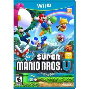 Jogo New Super Mario Bros Wii U Nintendo