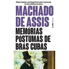 Memorias Postumas de Bras Cubas - Pocket / Bolso - Assis, Machado De - 9788525406873