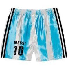 Imagem de Cueca Samba Canção Futebol - Argentina Messi