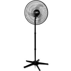 Ventilador de Coluna Tron Oscilante Grade PP 50 50 cm 3 Pás