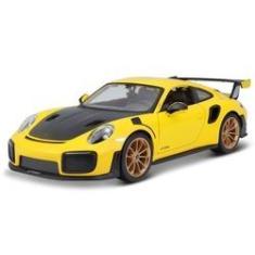 Imagem de Miniatura Kit Para Montar Porsche 911 Gt2 Rs Maisto 1/24