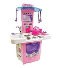 Imagem de Brinquedo Infantil Big Cozinha Pia E Fogão Big Star