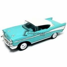 Imagem de Miniatura Chevrolet Bel Air 1957 Verde Yat Ming 1/43
