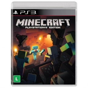 Jogo Minecraft PlayStation 3 Sony