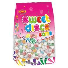 Imagem de Bala Sweet Discs Sam's Mix 480g