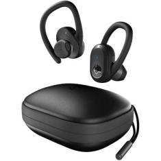 Skullcandy Push Ultra True Wireless In-Ear Ear Ear - Amarelo Elétrico