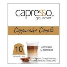 Imagem de Cápsulas De Cappuccino C/ Canela Compatível Com Nespresso