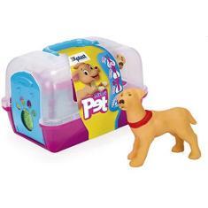 Imagem de Brincando De Profissoes Little Pet C/acessorios Homeplay Multicor