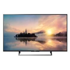"Smart TV LED 49"" Sony Bravia 4K HDR KD-49X705E"