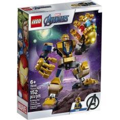 Imagem de Lego Marvel Super Heroes Robo Do Thanos Com 152 Peças - 76141