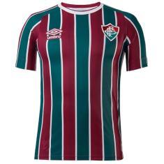 Imagem de Camisa Torcedor Fluminense I 2021/22 Umbro
