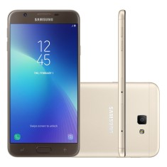 Smartphone Samsung Galaxy J7 Prime2 SM-G611M TV Digital 32GB 13,0 MP 2 Chips Android 7.1 (Nougat) 3G 4G Wi-Fi