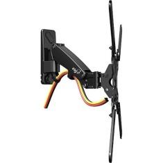 """Suporte para TV LCD/LED/Plasma Parede Articulado 40"""" à 50"""" ELG F350BL"""