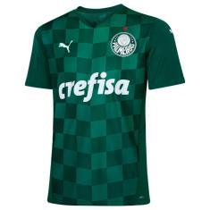 Imagem de Camisa Torcedor Palmeiras I 2021/22 Puma