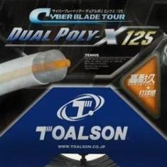 Imagem de Set de Corda Toalson Dual Poly-X 1.25mm/16L Set Individual