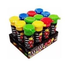Imagem de M&MS Tubo contendo 12 frascos