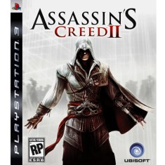 Jogo Assassin's Creed 2 PlayStation 3 Ubisoft